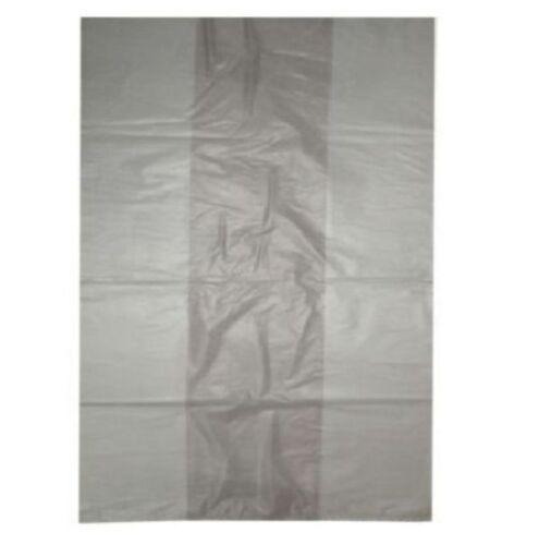 "10 x Clear Wheelie Bin Liner Bags Refuse Sack 30/"" x 46/"" x 54/"""