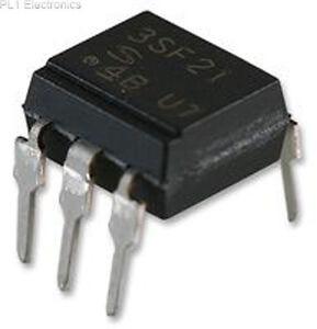 ISOCOM-MOC3020X-Optokoppler-DIP-6-Triac-O-P