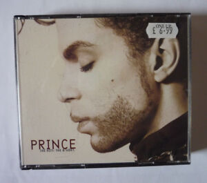 PRINCE - THE HITS / THE B - SIDES 1993 3 CD ALBUM - VERY GOOD CONDITION
