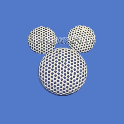 17//28//32//42//50//60//80mm Speaker Tweeter Cover Decorative Circle Metal Mesh Grille