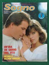 FOTOROMANZO Lancio SOGNO n.53 (1987) RICCARDO BONACCHI ANTONELL Rivista/Magazine
