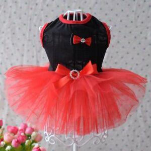 Small-Pet-Dog-Lace-Tutu-Dress-Puppy-Princess-Skirt-Clothes-Apparel-Costume-Cute