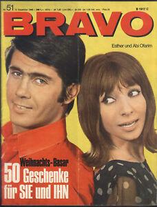 BRAVO-Nr-51-vom-12-12-1966-Troggs-Margitta-Scherr-James-Garner-Conny-Froboess
