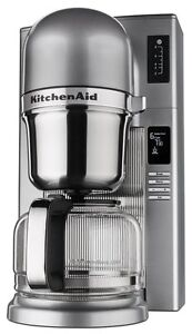 Kitchenaid Rr Kcm0802ms Pour Over Coffee Brewer Medallion
