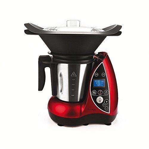Domoclip Dop142 Kuchenmaschine Mit Kochfunktion Rot Ebay