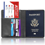 Slim-Leather-Travel-Passport-Wallet-Holder-RFID-Blocking-ID-Card-Case-Cover-US thumbnail 18