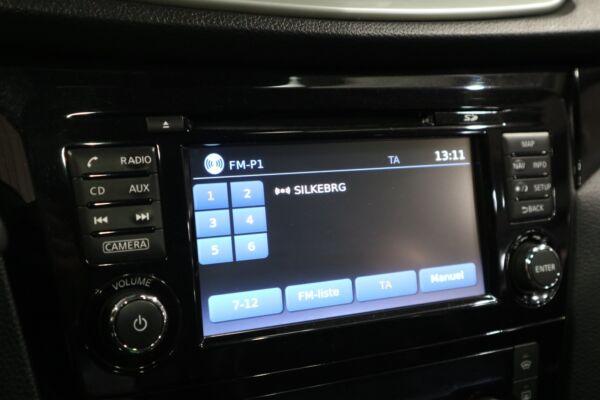 Nissan Qashqai 1,5 dCi 110 Tekna billede 8