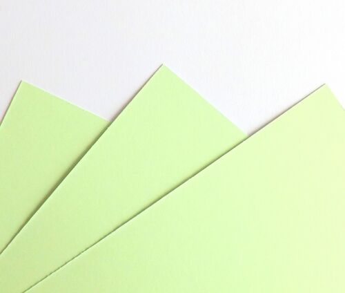 50 SHEET A5 CARD STOCK  CHOICE OF COLOURS  160gms ART CRAFT CARDS