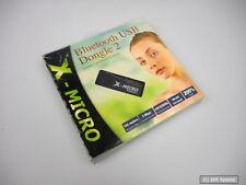X-Micro Bluetooth USB Dongle Class 1, 100M, ver 1.2