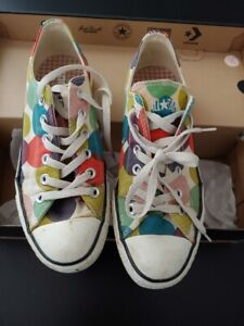 all star converse donna alte fantasia