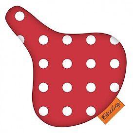 Satteldecke BIKECAP Red Dot
