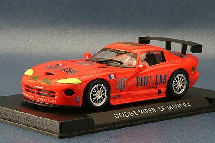 FLY A4 VIPER orange orange SPAIN SLOT CAR 1 32 NEW