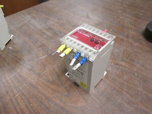 Crompton-Paladin-Current-Transducer-253-TALU-Input-5A-60Hz-Aux-120V-60Hz-Used