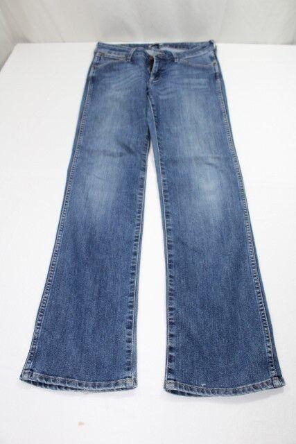 J7511 Wrangler  Jeans W30 L32 Blau Blau Blau  Sehr gut | Passend In Der Farbe  | Neues Design  | Fierce Kaufen  | Hat einen langen Ruf  | Auktion  40e509