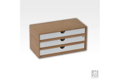 HOBBY ZONE HZ-OM02a Drawers Module x 3