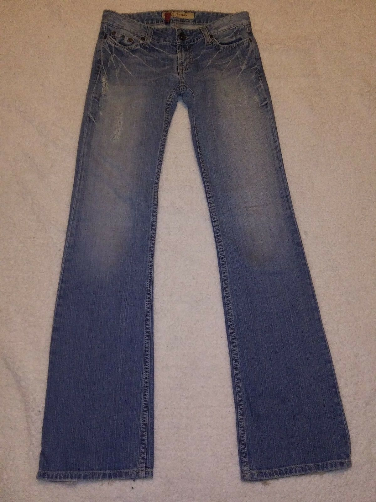 BKE Stella Denim Stretch Jeans Women's Size 26x30 1 2
