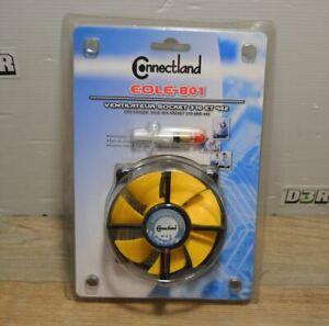 Ventirad - Socket 370 / 462 - Connectland - EOLE-801 - 92x92 mm