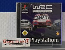 WRC World Rally Championship Arcade OVP Sony Playstation 1 P1 PSX Pone NEU NEW