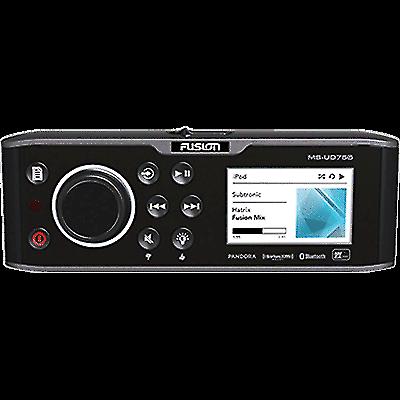 Fusion Ms-ud755 Marine Radio Am/fm Stereo for sale online   eBay