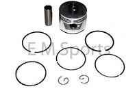 Piston Kit W Rings Motor Parts For Honda Atc70 Trx70 4 Wheeler Atv Quad 70cc