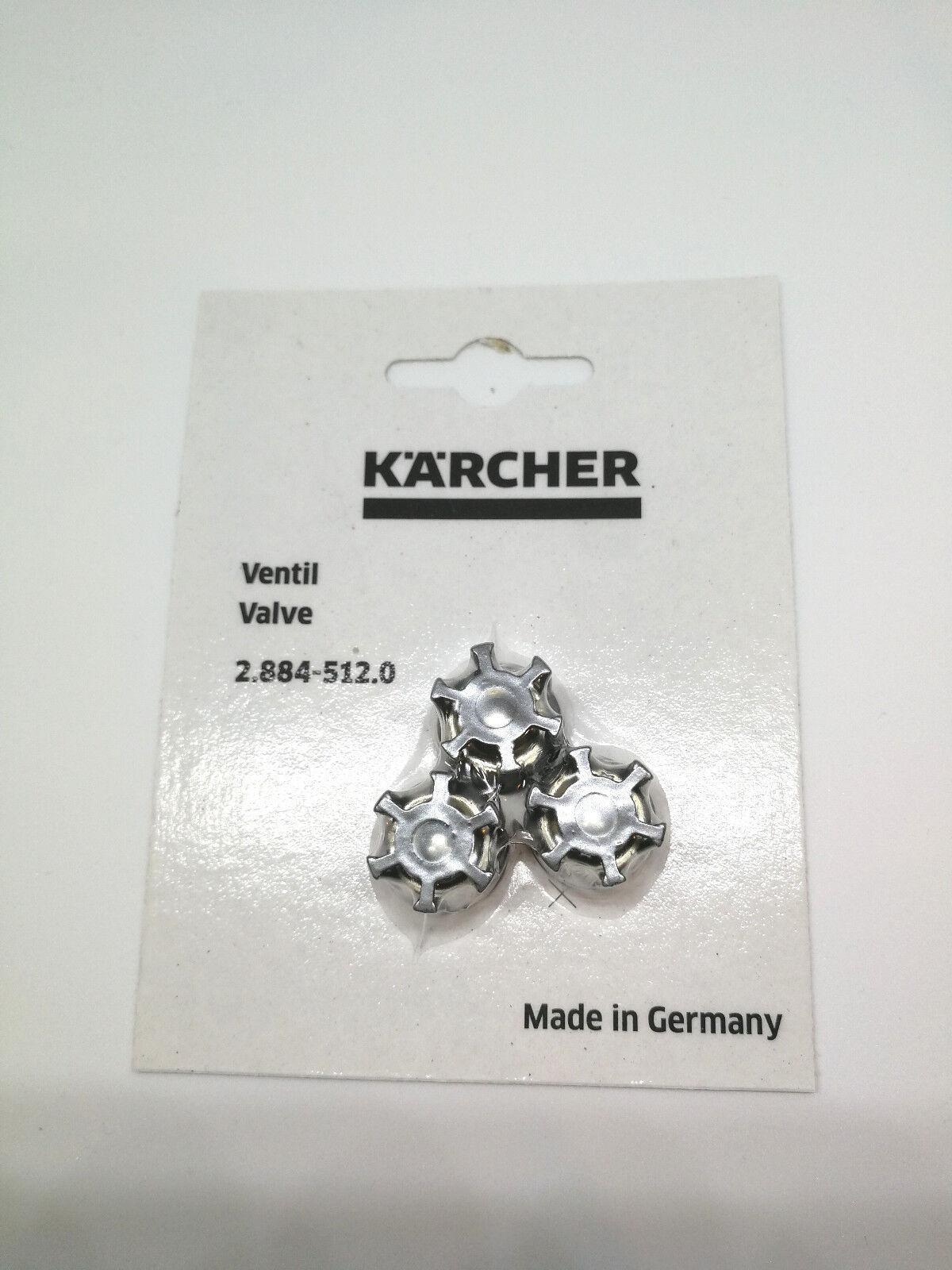 Valves Valve kit for 22mm Piston 6 pcs for Karcher HDS and HD 995 755 2000