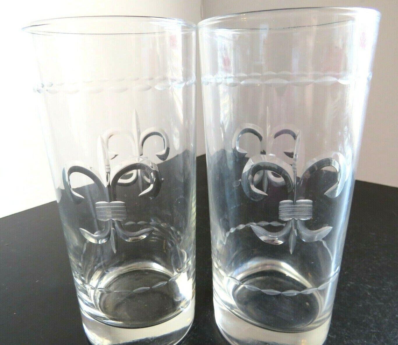 Springer Spaniel Barware Glasses Hunting Dog Set of 2