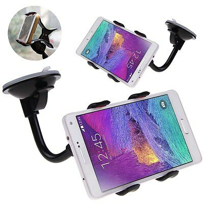 Car Windscreen Suction Mount Holder Cradle Stand For Mobile Phone For Samsung