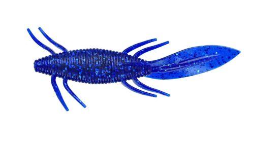 Yamamoto sanshouo 133-06-335 bleu avec bleu clair FLOCONS salamandre lézard Lure