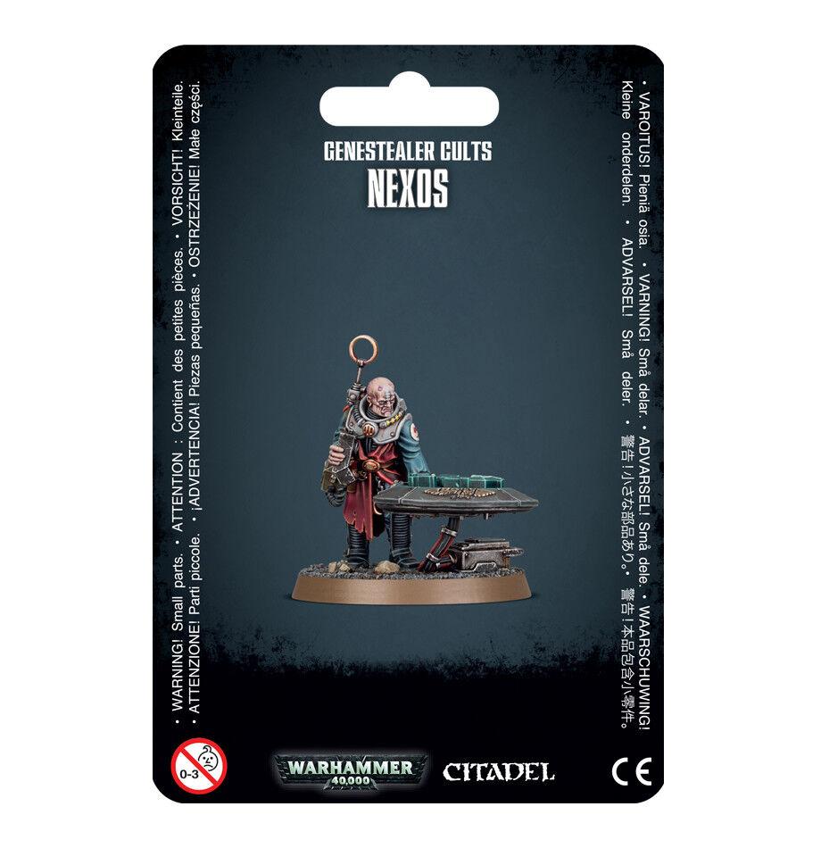 Genestealer Cults Nexos Workshop Warhammer 40000 Tyranids 51-48 Character