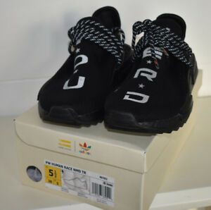 d2a3c665e4d3c Image is loading N-E-R-D-x-Adidas-Pharrell-Williams-Human-Race-NMD-Size-