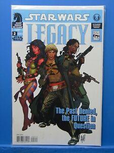 Star-Wars-Legacy-2-Third-Printing-Variant-Dark-Horse-Comics-CB8947