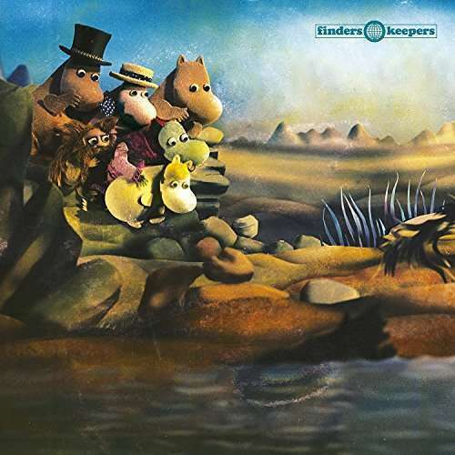 Graeme Miller & Steve Shill - The Moomins Neuf CD