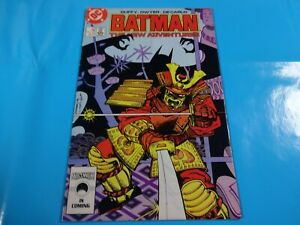 Batman-413-issue-DC-Comic-book-Bronze-1st-print