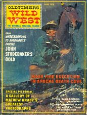 1976 Oldtimers Wild West Magazine: John Studebaker's Gold/Mathew Brady's Photos