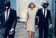 "150 Daft Punk - Thomas Bangalter Guy-Manuel de Homem-Christo 20""x14"" Poster"