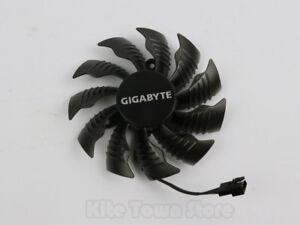 88MM T129215SU 12V 0.5A 4Pin Cooling Fan For Gigabyte GTX960 970 Cooler Fan