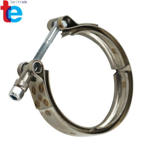 New Exhaust Outlet V-Band Clamp 3903652 for 89-02 Dodge Ram 2500 3500 5.9L 6BT