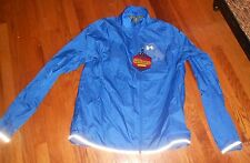 Nwt Mens Under Armour Blue Cold Gear Infrared Running Jacket 2XL $100