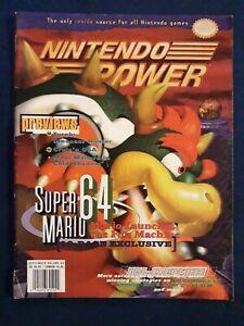 1996-Nintendo-Power-Magazine-Volume-88-September-Featuring-N64-Super-Mario-64