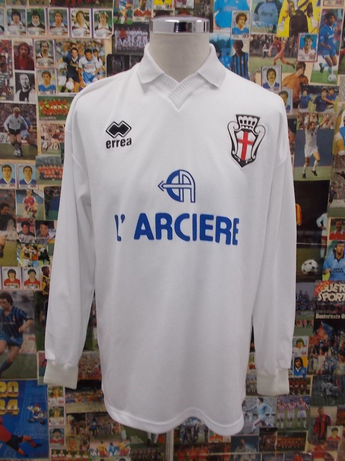 Maglia calcio shirt maillot camiseta trikot PRO VERCELLI TG L