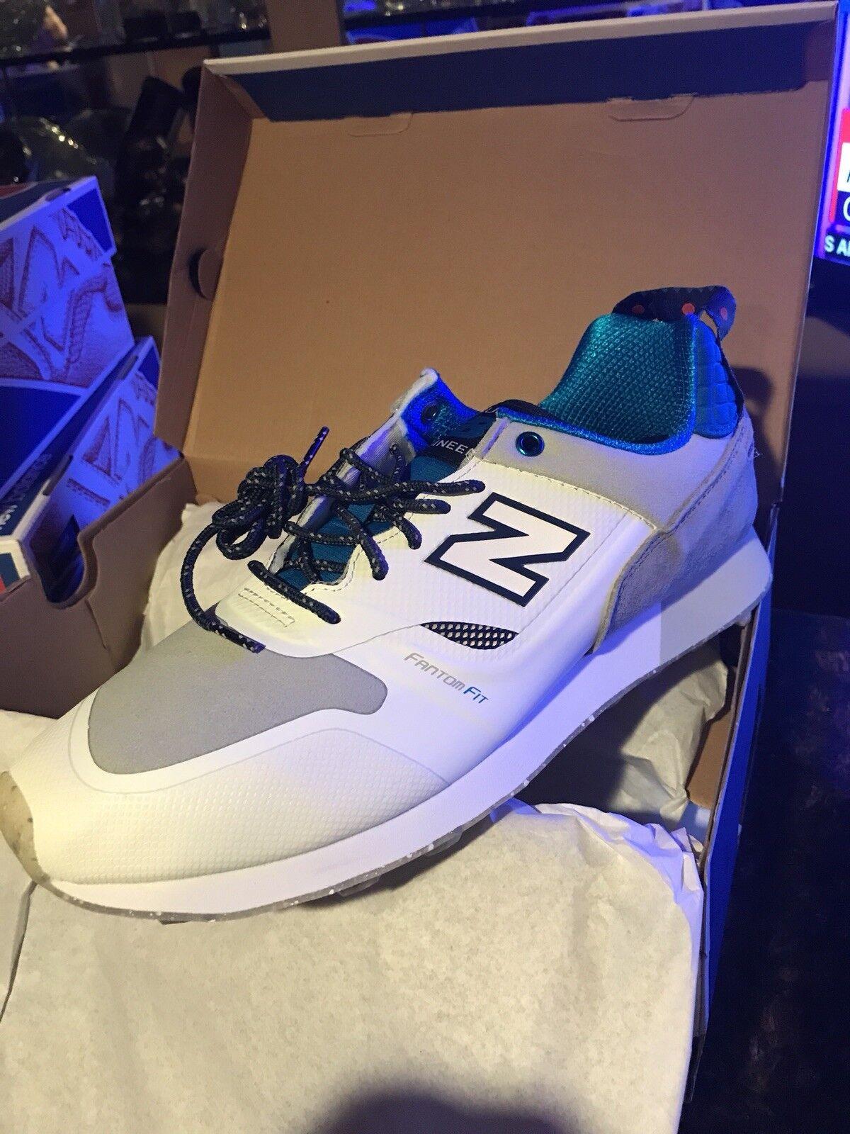 Men's New Balance TBTFHWB Engineered Sneaker New In Box D
