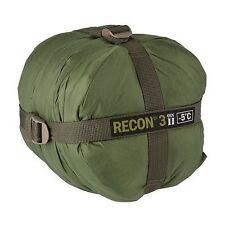 HALO Recon 3 Gen II Sleeping Bag -5°C Military Spec Tactical GREEN