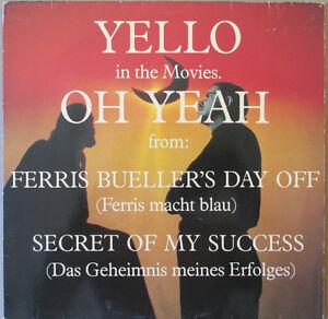 YELLO-Oh-Yeah-1987-Electro-Secret-of-my-success-Maxi-Singolo