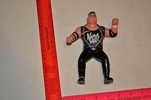 WRESTLING FIGURE WCW WWE OSFT WCW HULK HOGAN O.S.F.T.M
