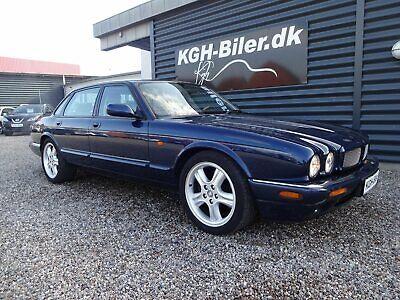 Annonce: Jaguar XJR 4,0 S/C - Pris 139.900 kr.