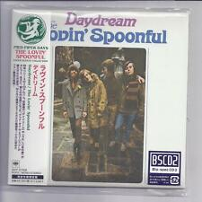 The LOVIN' SPOONFUL Daydream JAPAN mini lp cd Blu-spec CD2/BSCD2/ SICP-31008 NEW
