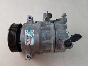 VW-Seat-Audi-A1-A3-8P-2-0-Diesel-Bomba-Compresor-De-Aire-Acondicionado-AC-5N0820803C