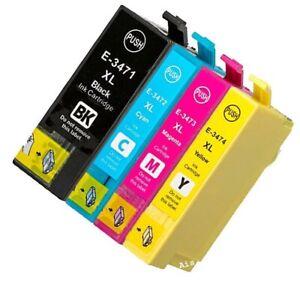 Compatible-XL-Inkjets-for-Epson-34XL-WF-3720-WF-3720DWF-WF-3725DWF-Inks