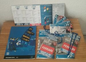 F1-Formula-One-Official-Race-Program-Montreal-Canada-1997-6-tickets