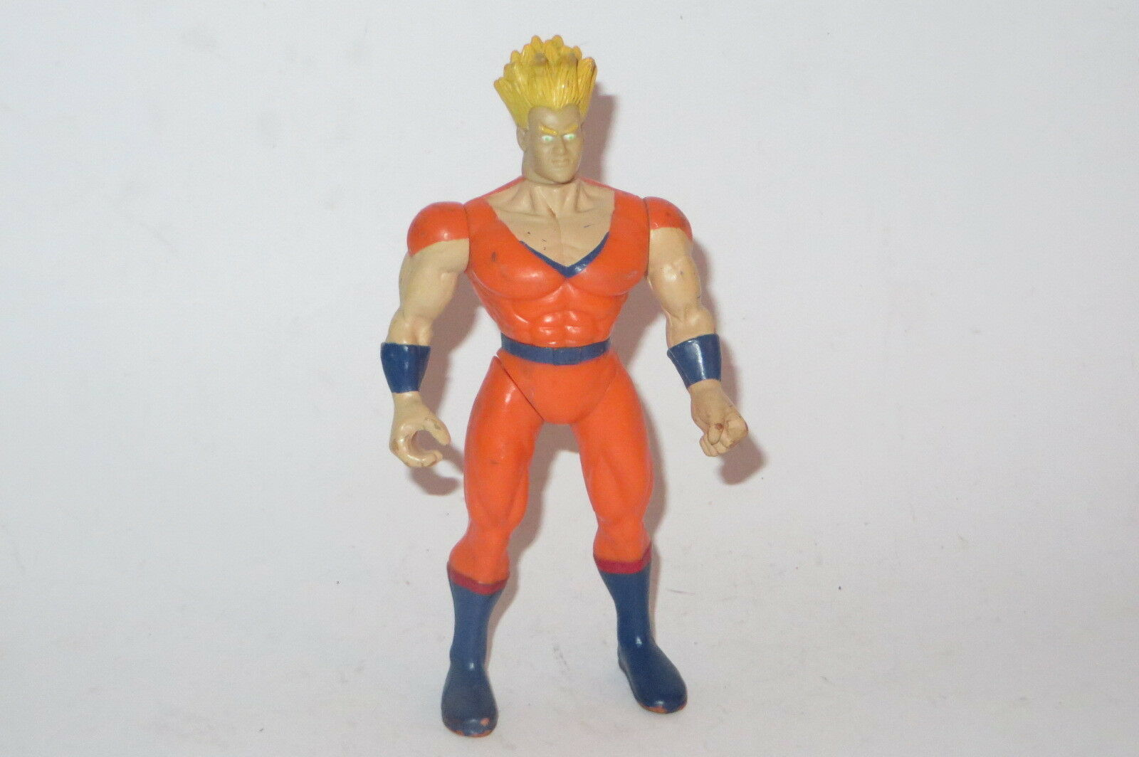 Mannix bootleg KO toy action figure DRAGONBALL Z GOKU motu wwe